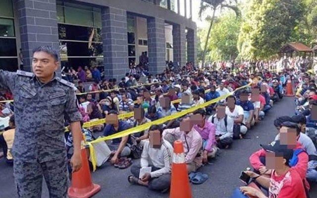 Usir warga Myanmar, Imigresen boleh dianggap hina mahkamah – Peguam