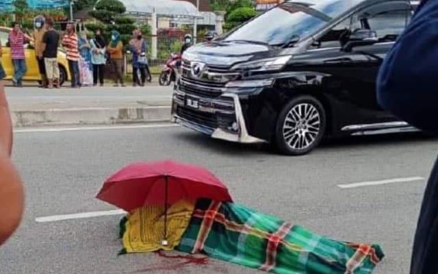 Pemandu positif dadah rempuh tiga pejalan kaki hingga seorang maut di Kota Bharu