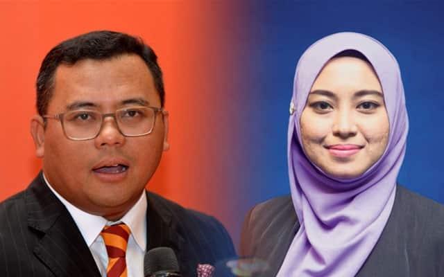 Juwairiya dilantik setiausaha politik MB Selangor yang baru