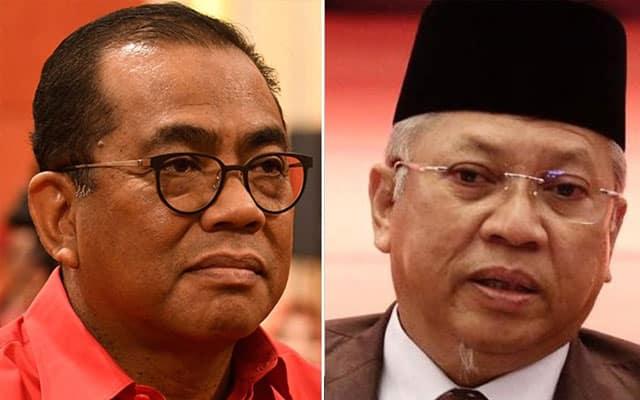 Dipecat dari Umno?, Naib Presiden Umno tegur Annuar Musa usah berlagak jadi mangsa