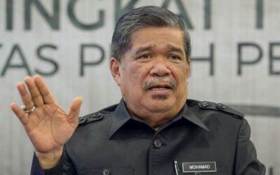 Mat Sabu luah rasa terguris dan kecil hati, namun alu-alukan PM baharu