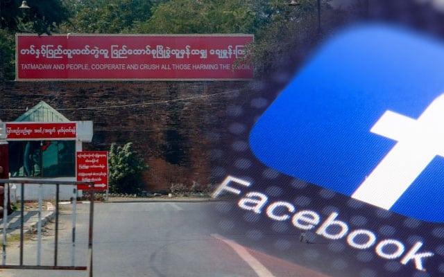 Facebook tak boleh diakses di Myanmar setelah rampasan kuasa
