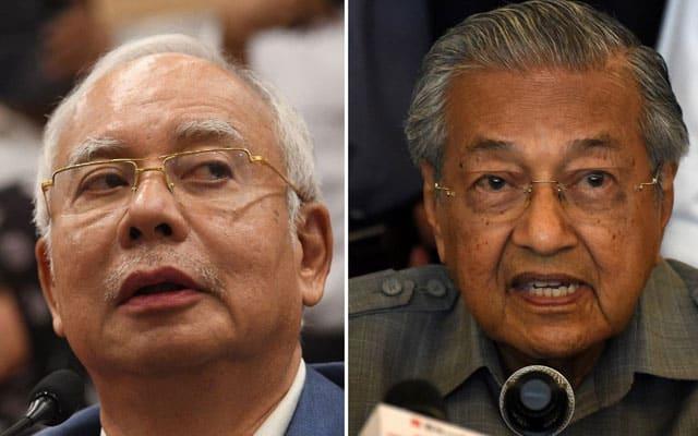 Mahathir masuk Umno? Najib kata boleh…