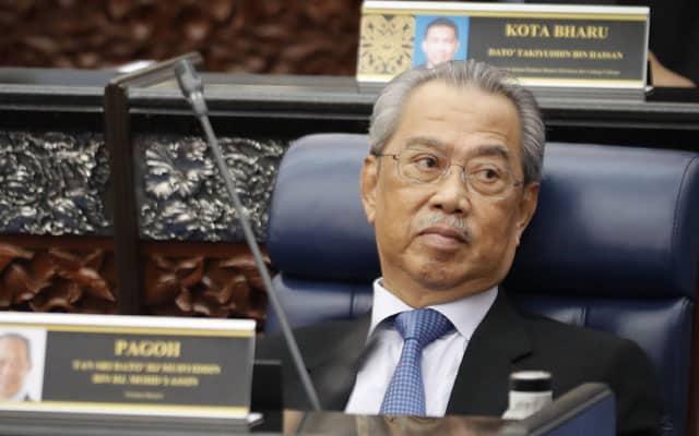 Muhyiddin ada tempoh 6 bulan untuk maklum kepada Tuanku mengenai tarikh pembukaan Dewan Rakyat