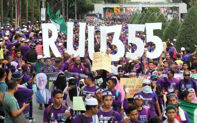 10 pencapaian kerajaan 'Melayu Islam' PN