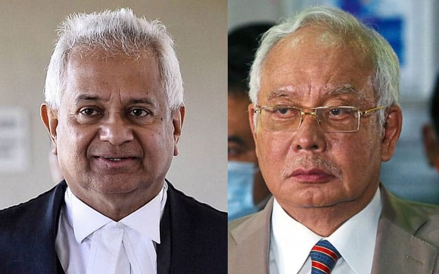 Panas !!! Najib dakwa Tommy Thomas fitnah, bakal saman RM10 juta