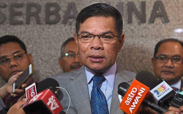 Ada pihak ugut MP pembangkang tukar sokongan, umpan habuan- Saifuddin