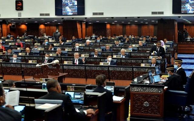 Akhirnya parlimen dibuka untuk proses semak dan imbang