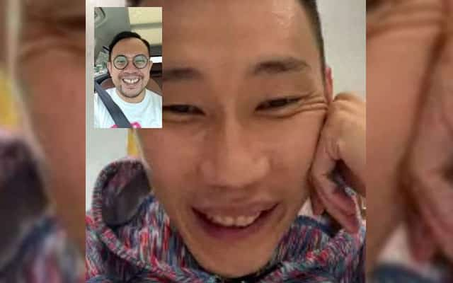 Saya minta maaf kepada Lim Chong Wei – Steven Sim