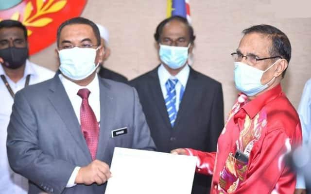 Tiga buah sekolah menengah persendirian cina terima RM100,000 daripada kerajaan Kedah
