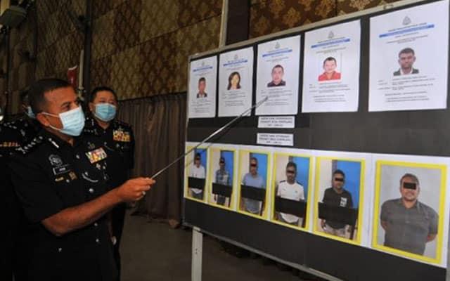 Gangster tukar kerja waktu PKP, jadi pengedar dadah pula – Polis