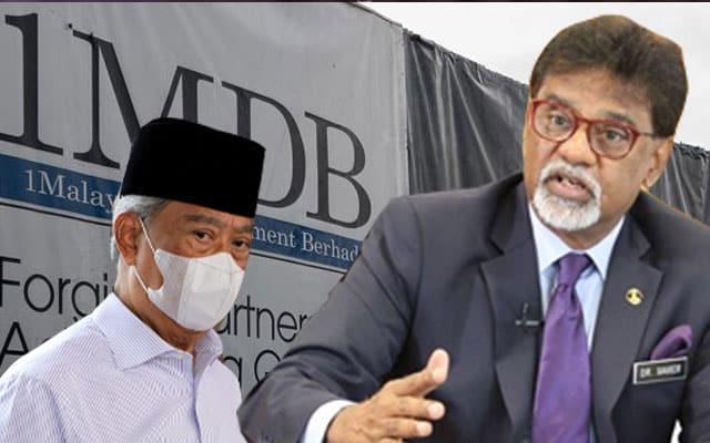 Muhyiddin yang berada dalam kabinet 2010 bersubahat selindung isu 'derma' 1MDB – Xavier