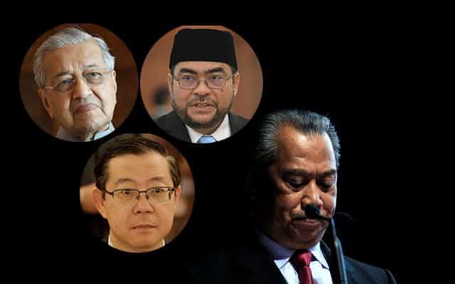 PH tanya Muhyiddin, kenapa tak maklum ada cubaan bunuh PM dan Menteri