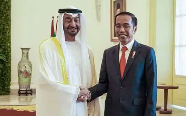 Wow !!! UAE umum pelaburan kepada Indonesia sebanyak RM41 bilion