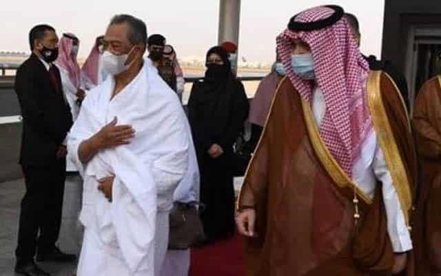 Panas !!! Pemuda ini dedah punca Raja Salman marah dengan Muhyiddin