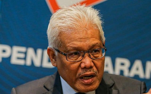 Panas !!! Hamzah dakwa yang keluar Umno ni pengkhianat, hanya ikut nafsu