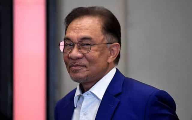 GEMPAR !!! Anwar sahkan wujud rundingan PKR dengan UMNO
