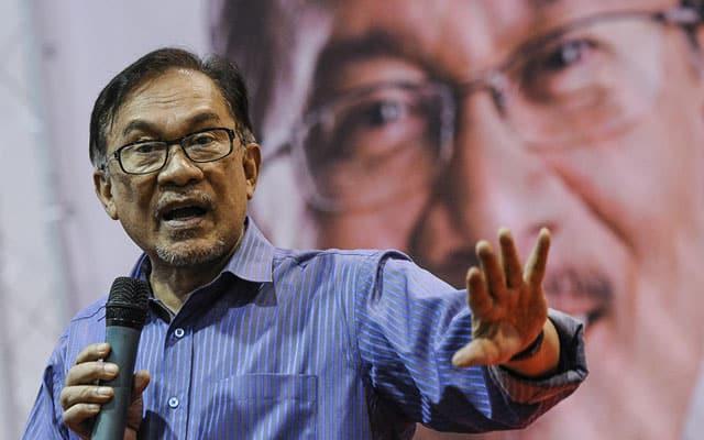 Anwar yakin akhirnya para pengkhianat akan kecundang
