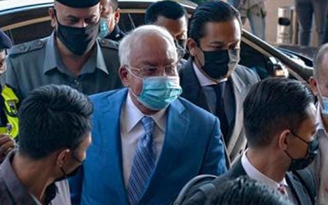 Najib dakwa J-Kom bawah Muhyiddin sengaja wujudkan  propaganda burukkan Umno