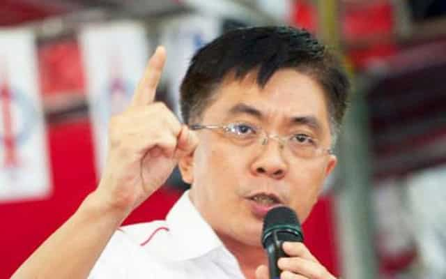 """DAP Johor pesan pada Amanah, """"Lupakan Tun M"""""""