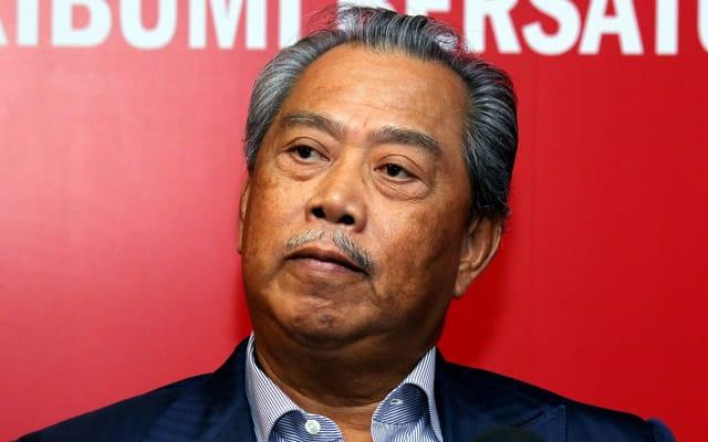 Muhyiddin kena jawab dakwaan Bersatu dapat komisen RM500 juta selesai kes 1MDB