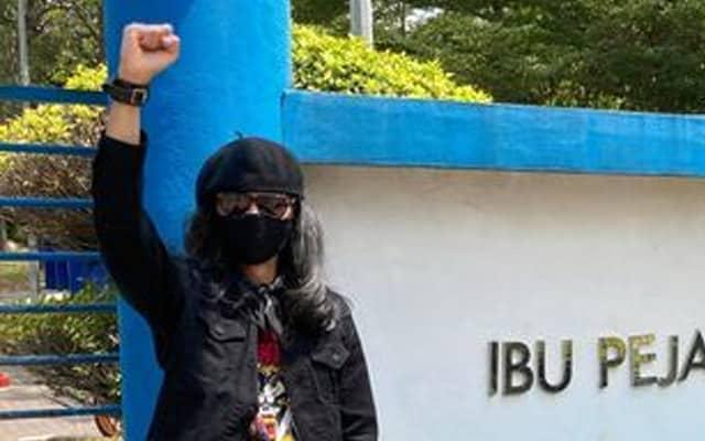 Gara-gara grafik 'Menteri Air Suam', Fahmi Reza disiasat polis