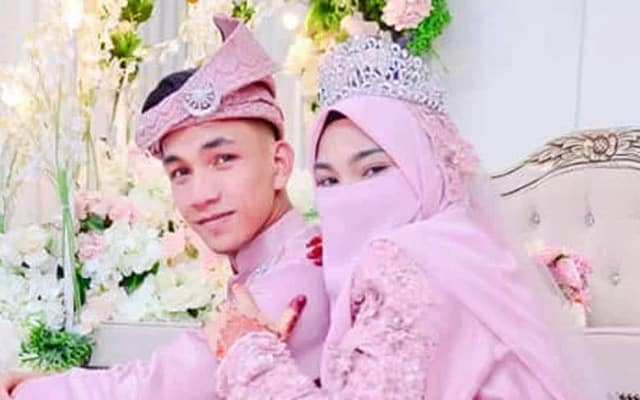 Inai masih merah di jari, pengantin baru ini lemas di tasik kenyir selepas 7 hari akad nikah