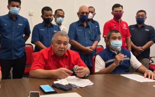 Bersatu 'warning' Umno ! Kerajaan di Johor boleh tumbang bila-bila masa