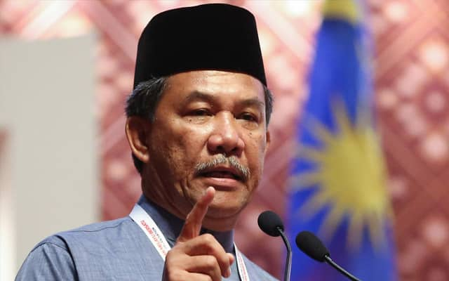 Tok Mat bidas parti yang kutip bekas pemimpin PKR