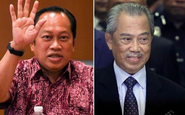 Muhyiddin yang tanya pendirian Umno, itulah jawapan rasminya – Ahmad Maslan