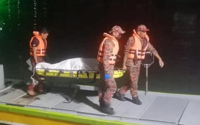 Asalnya operasi cari mangsa lemas, terjumpa mayat reput terapung