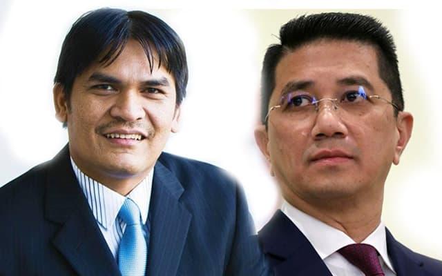 Panas !!! Menteri paling gagal jatuh kepada Azmin dan Radzi, kata pensyarah