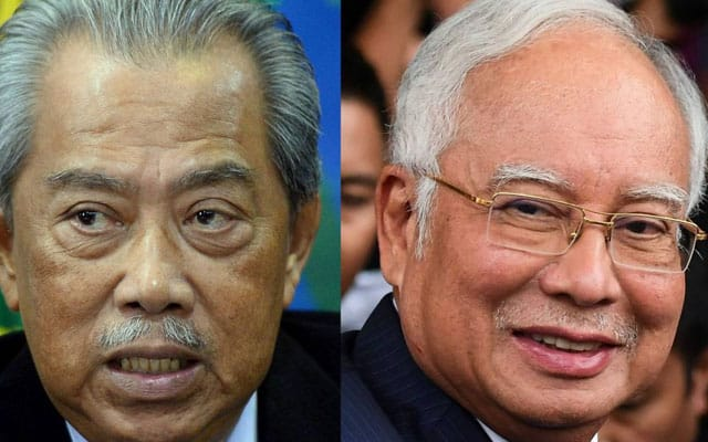 Isu 10,000 kouta haji : Najib kantoikan Muhyiddin