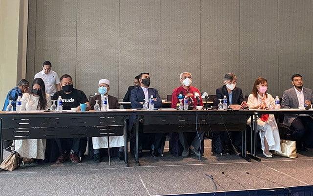 Jawatankuasa dibentuk dari kalangan ahli politik dan NGO minta tamatkan darurat