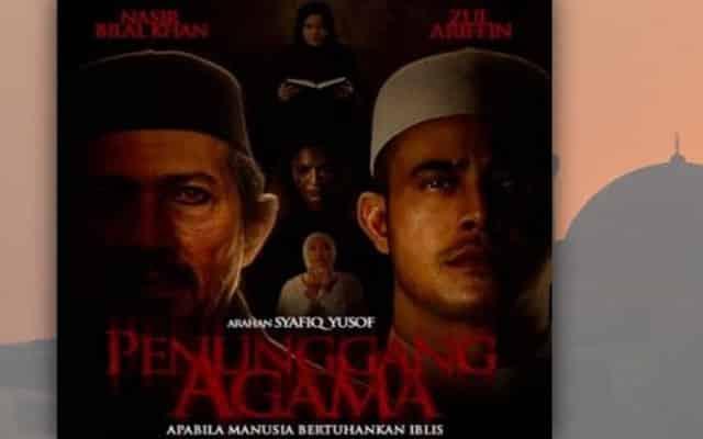 Pemimpin Pas kurang senang dengan filem Penunggang Agama