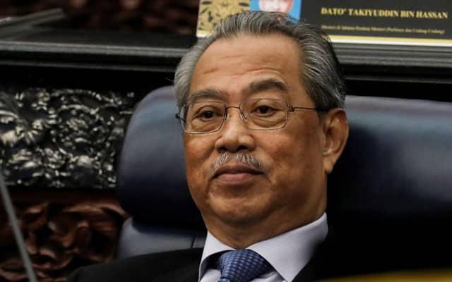 Muhyiddin nafi umum darurat untuk bantu kekal berkuasa