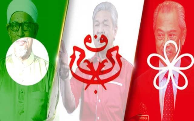Buktikan Pas bukan pelacur dengan memilih antara Umno atau Bersatu