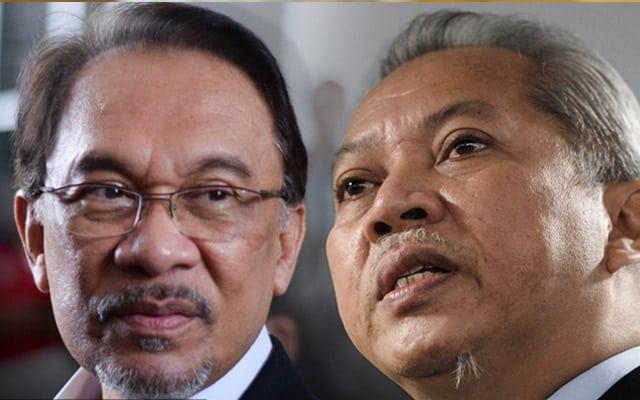 Anwar sindir Annuar Musa terdesak mahu selamatkan jawatan menteri