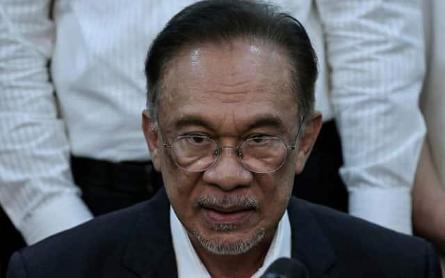 """Anwar dakwa Bersatu guna rakaman audio untuk """"bunuh"""" pemimpin Umno"""