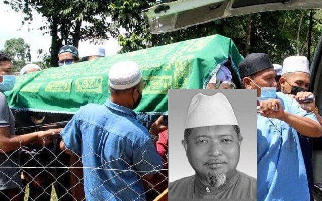 Keluarga Adun Melor nafi arwah meninggal kerana vaksin
