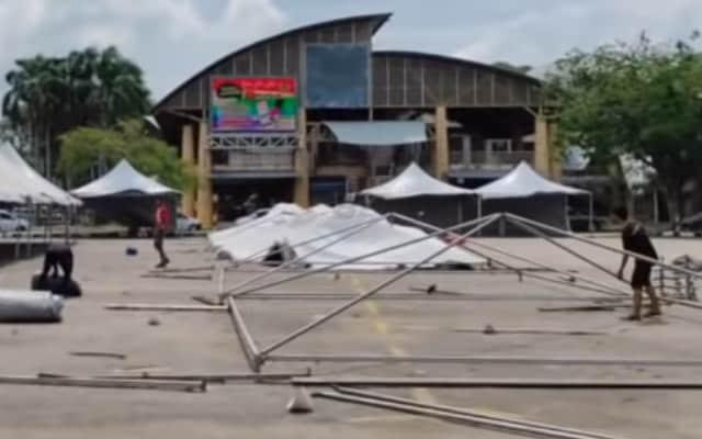 100 peniaga bazar Ramadan di Kelantan luah rasa kekecewaan