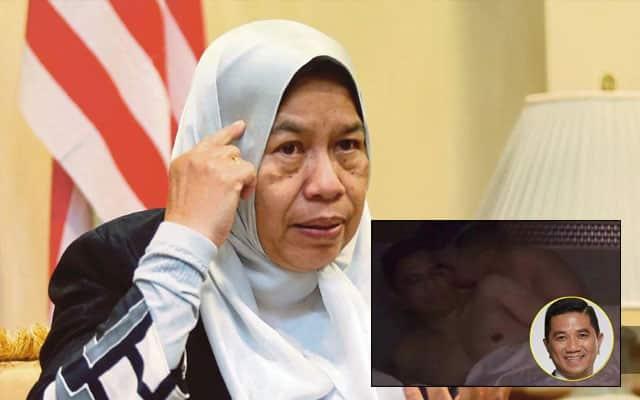 20 tahun bersama PKR, Zuraida percaya klip audio suara Anwar