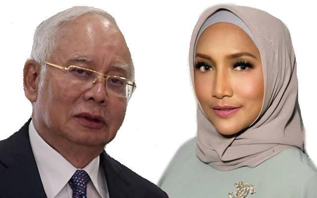 Panas !!! Skandal Najib dengan Ziana Zain akhirnya terjawab….