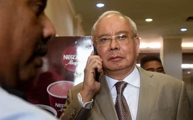 Terkini !!! Najib terima notis bankrap dari LHDN