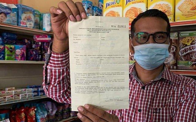 Peniaga kedai runcit pula kena kompaun RM50k, terpaksa jual kedai untuk bayar