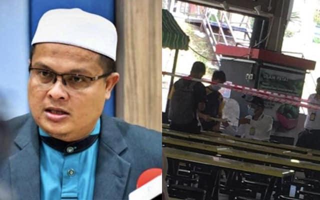 """Selepas sokong pelajar kena kompaun RM1.5K, Exco Pas Perak buat """"uturn"""""""