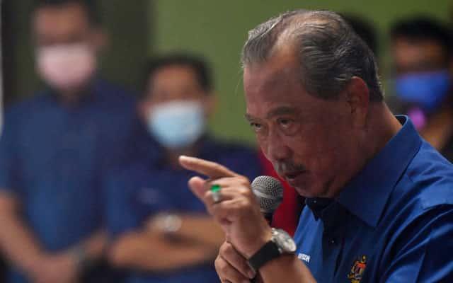 Adakah Muhyiddin sedang selesa dengan kajian 'tipu-tipu' seperti Najib dahulu?