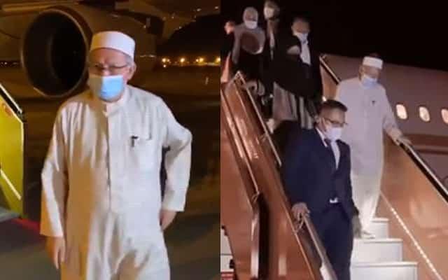 Naik jet peribadi mewah, Menteri Agama kata semuanya ditaja