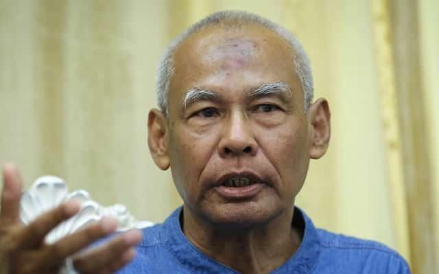 """Siapa 34 pegawai polis dibela """"Datuk Seri Nicky Liow'? Akhirnya identiti mereka terbongkar…."""