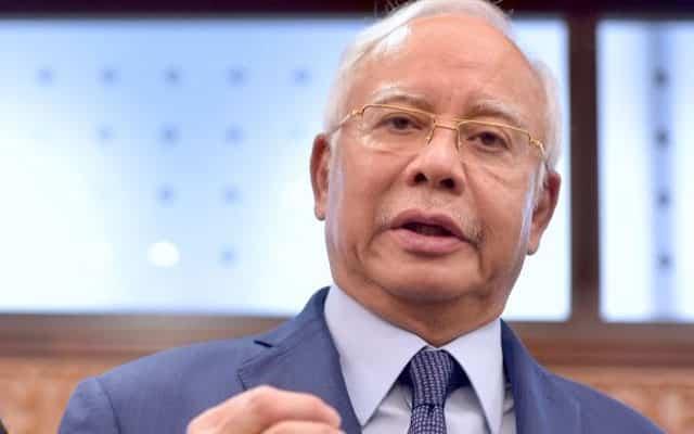 Najib dakwa LHDN guna undang-undang yang tidak boleh dicabar untuk isytihar dirinya muflis